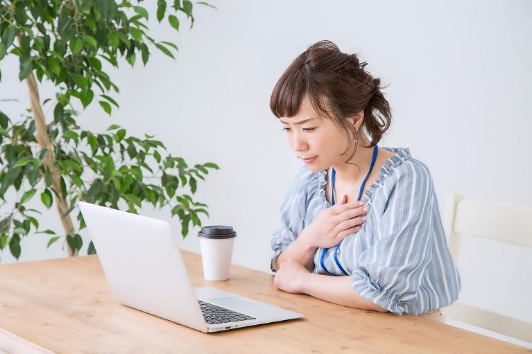 心臓弁膜症の主な症状